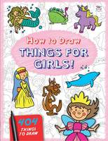 How to Draw Things for Girls - How to Draw 404 (Paperback)