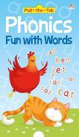 Phonics Fun with Words - Pull-the-Tab (Hardback)