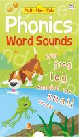 Phonics Word Sounds - Pull-the-Tab (Hardback)