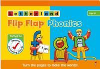 Flip Flap Phonics (Spiral bound)