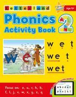 Phonics Activity Book 2 (Paperback)