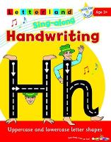 Sing-Along Handwriting Book