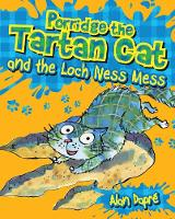 Porridge the Tartan Cat and the Loch Ness Mess - Young Kelpies 4 (Paperback)