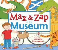Max and Zap at the Museum - Picture Kelpies (Paperback)