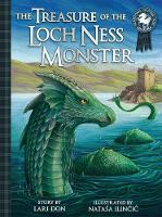 The Treasure of the Loch Ness Monster - Picture Kelpies: Traditional Scottish Tales (Paperback)