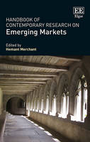 Handbook of Contemporary Research on Emerging Markets - Research Handbooks in Business and Management Series (Hardback)