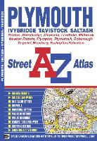 Plymouth Street Atlas - A-Z Street Atlas S. (Paperback)