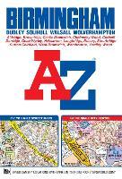 Birmingham A-Z Street Atlas (paperback)