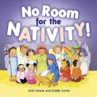 No Room For the Nativity: Christmas Mini Book (Paperback)