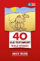40 Old Testament Bible Stories (Paperback)