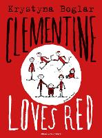 Clementine Loves Red (Paperback)