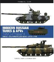 Modern Russian Tanks: 1990-Present - Technical Guides (Hardback)