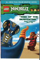 Lego Ninjago: Rise of the Serpentine Volume 3 (Paperback)