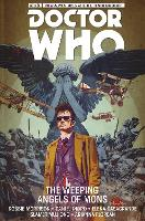 Doctor Who: The Tenth Doctor Vol. 2: The Weeping Angels of Mons - Doctor Who (Paperback)