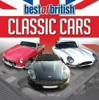 Classic British Cars - MG, Aston Martin & E-Type Jaguar - Little Book (Hardback)