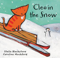 Cleo in the Snow (Board book)