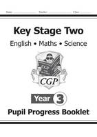 KS2 Pupil Progress Booklet for English, Maths and Science - Year 3