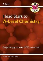 New Head Start to A-Level Chemistry