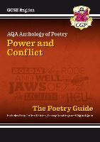 New GCSE English Literature AQA Poetry Guide: Power & Conflict Anthology - For the Grade 9-1 Course (Paperback)