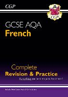 New GCSE French AQA Complete Revision & Practice (with CD & Online Edition) - Grade 9-1 Course