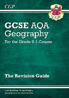 GCSE 9-1 Geography AQA Revision Guide (with Online Ed) - Edition for 2021 exams & beyond