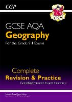 GCSE 9-1 Geography AQA Complete Revision & Practice (w/ Online Ed) - for 2021 exams & beyond
