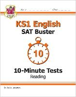 New KS1 English SAT Buster 10-Minute Tests: Reading (for tests in 2018 and beyond)