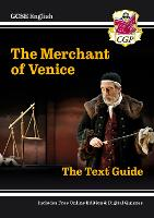 New GCSE English Shakespeare Text Guide - The Merchant of Venice includes Online Edition & Quizzes