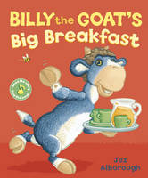 Billy the Goat's Big Breakfast - Nat the Cat (Paperback)