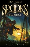 The Spook's Sacrifice: Book 6 - The Wardstone Chronicles (Paperback)