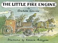 The Little Fire Engine - The Little Train (Paperback)