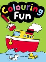 Colouring Fun: Green