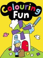 Colouring Fun: Yellow
