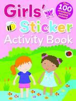 Girls Scented Sticker Activity - Scented Sticker Activity (Paperback)