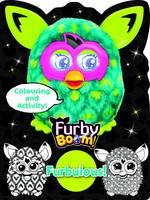 Furby Boom Colouring Book Furbulous