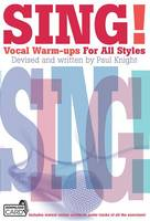 Sing! Vocal Warm-Ups for All Styles (Book)
