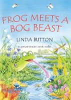 Frog Meets a Bog Beast! - My Animal Puzzle Book Series (Paperback)