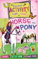 Pocket activity fun and games: Horse and Pony (Paperback)