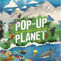 Pop-Up Planet (Hardback)