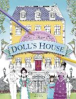 Colour Your Own Doll's House (Paperback)