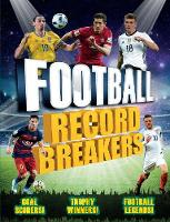Football Record Breakers (Paperback)