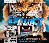 iExplore - Extinct Animals (Hardback)