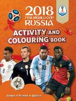 2018 FIFA World Cup Russia (TM) Activity and Colouring Book (Paperback)
