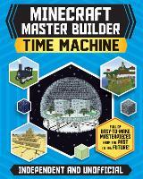 Minecraft Master Builder: Time Machine (Paperback)