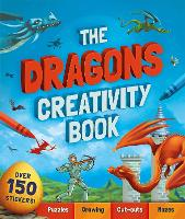 The Dragons Creativity Book (Paperback)