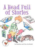A Headful of Stories - ReadZone Reading Path Robins (Paperback)