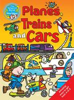 Planes, Trains and Cars: The Wonderful World of Simon Abbott - The Wonderful World of Simon Abbott (Hardback)