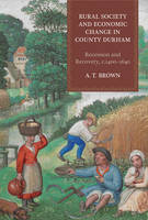 Rural Society and Economic Change in County Durham: Recession and Recovery, c.1400-1640 (Hardback)