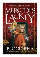 Blood Red: An Elemental Masters Novel (Paperback)
