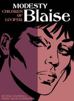 Modesty Blaise: Children of Lucifer (Paperback)